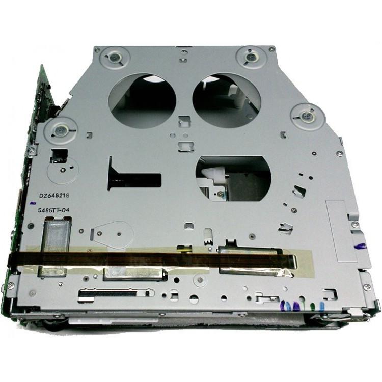 Conjunto mecanismo cargador 6CD para salpicadero de 1 DIN serie DZ64