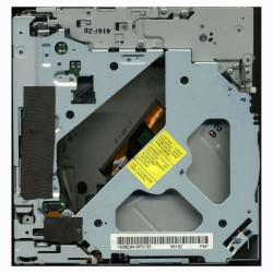 6CD full mechanism for Porsche