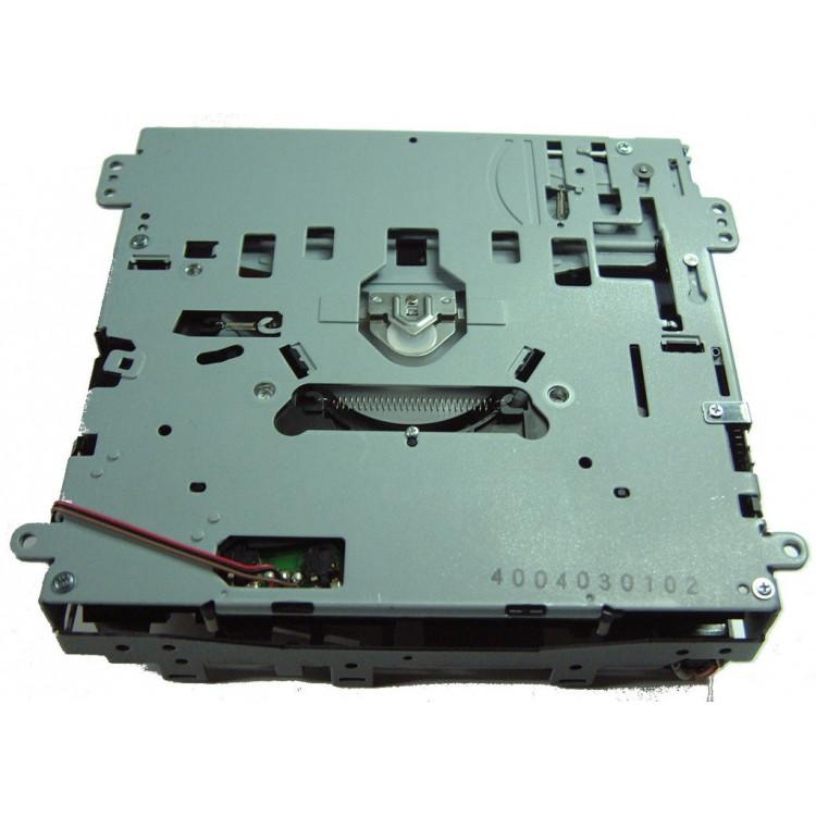 Mecánica completa VDO RD4 sin placa controladora