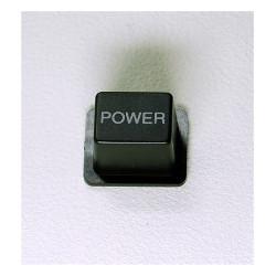Botón power equipos DJ...