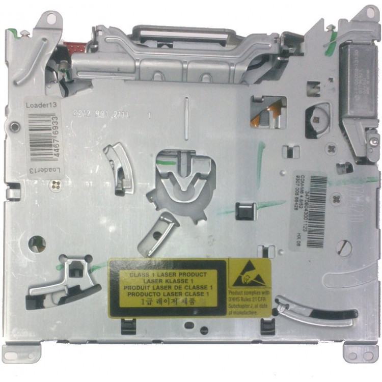 Conjunto mecánico lector philips CDM-M6 4.5/52