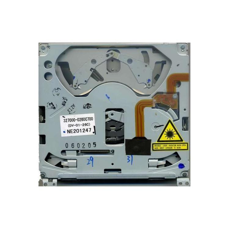 Conjunto mecánico lector philips DV-01-26C