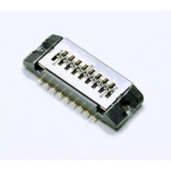 Conector alojamiento carátula PIONEER CKS4796