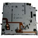 Conjunto mecánico completo cargador 6 cd 1din NISSAN