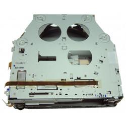 Conjunto mecanismo DE OCASIÓN cargador 6CD para salpicadero de 1 DIN serie DZ64 SIN PLACA CONTROLADORA