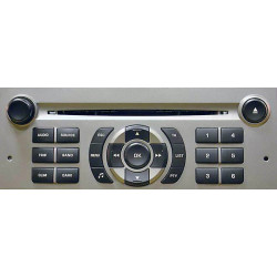 Radio cd RD4 montado en Peugeot