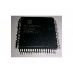 Circuito integrado sintonizador TEF6903AH