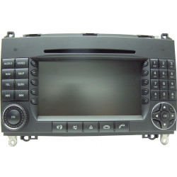 Radiomonitor GPS navigator for Mercedes-Benz NTG2 W164 A203