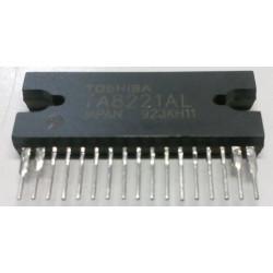 Circuito integrado de potencia final Toshiba TA8221AL