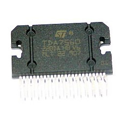 Integrated power TDA7560