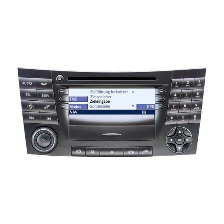 Navegador Audio 50 APS Mercedes-Benz BE6025