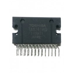 Integrado final de potencia Toshiba TA8281HQ