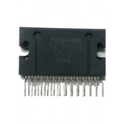 Integrado final de potencia Toshiba TB2903HQ