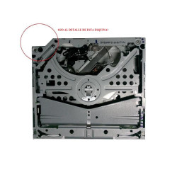 Mecha loader DVD ROM...
