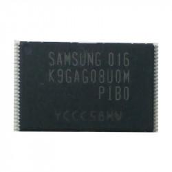 MEMORY IC K9GAG08U0M-PIB0 SAMSUNG