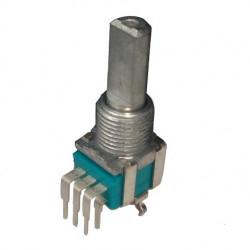 Potenciómetro de filtros para varias controladoras y mesas de mezclas Pioneer
