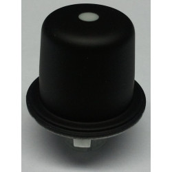 Comand 2.0 button rubber w203
