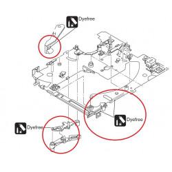 Grasa líquida especial de Pioneer para mecanísmos en bote dispensador de 3 mL