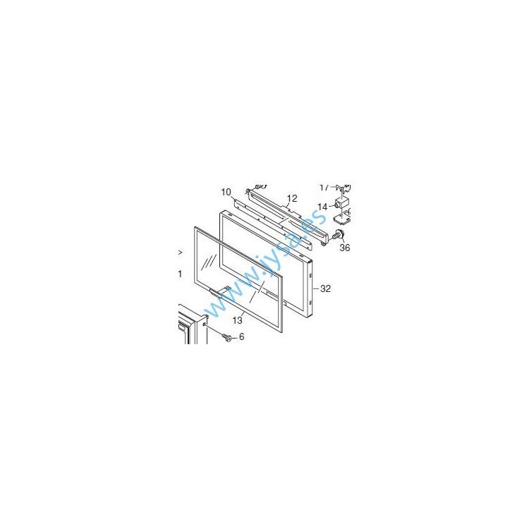 TFT para navegador Pioneer AVIC-D3 - CWX3435