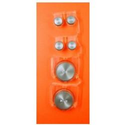 Botones de Play-pause y cue para Pioneer DVJ-1000