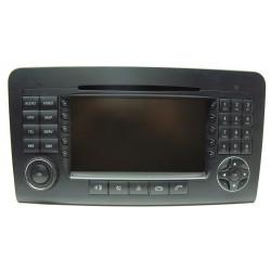 Radiomonitor GPS navegador para Mercedes-Benz NTG2 W164 A203