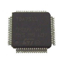 TDA7511 IC TUNER INTERNAL HONDA