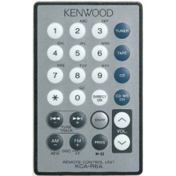 Kenwood Wireless remote...