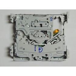 Mecánica completa de DVD...