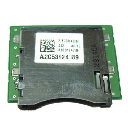 SD Card reader for RNS-510...