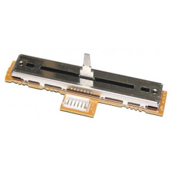 Potenciómetro deslizante Cross Fader para Pioneer DJM-300