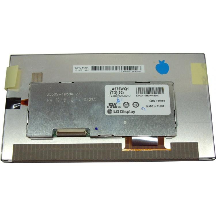 LG Display LA070WQ1 TD01 (TD)(01) TD02 (TD)(02) LCD Monitor Screen for Opel