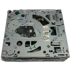 Conjunto mecánico cargador 6 cd para volvo/honda
