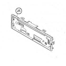 Panel trasero para Pioneer DEH-6300SD