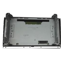 Panel frontal con display para SEAT RNS411