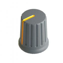 Botón de potenciometro rotativo color amarillo DJM-500 / DJM-600