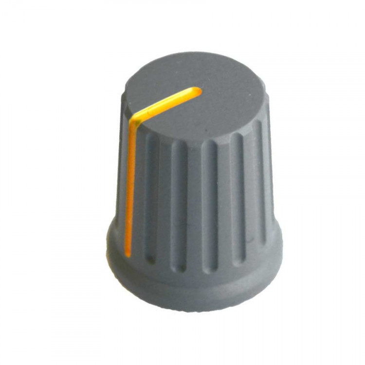 Botón de potenciometro rotativo color amarillo DJM-500 / DJM-600 - DAA1191