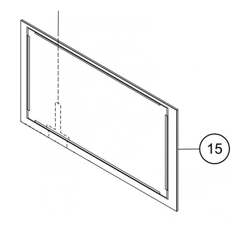 Touch panel Pioneer MVH-AV290BT