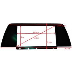 Panel de cristal 6.5 para BMW