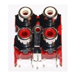 RCA Pin jack 4P Pioneer