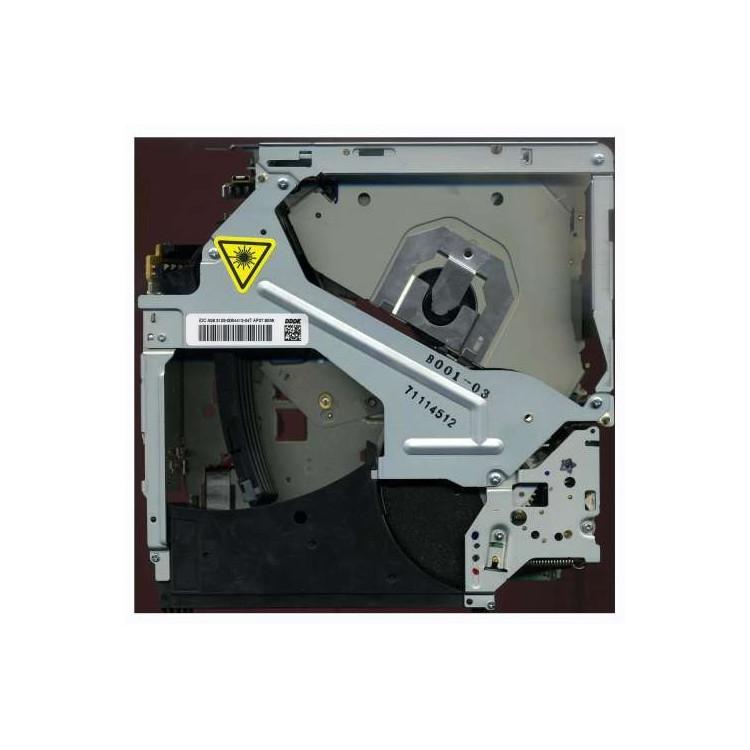 Mecánica completa para cargador de 5 discos Blaupunkt
