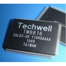 Procesador para displays TECHWELL TW8816