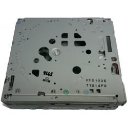 Full mechanism original changer 6 CD/DVD for NTG4