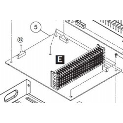 Placa de alimentación XV-BD122B