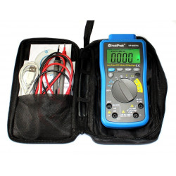 Multímetro Digital HP-90EPC HoldPeak Automático