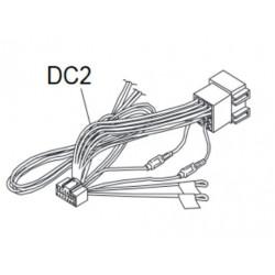Cable de alimentación para JVC KD-X241