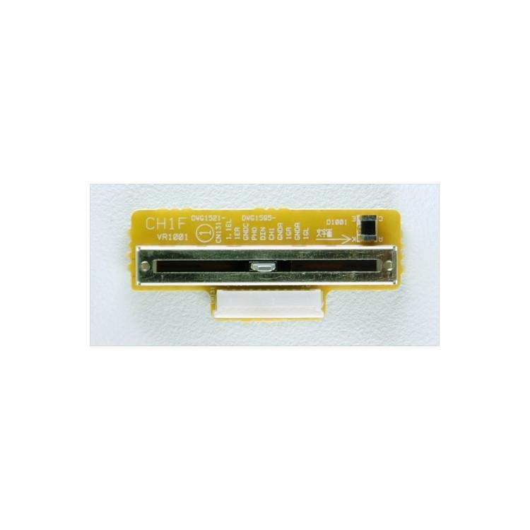 Potenciómetro deslizante para DJM-600 (Canal 1)