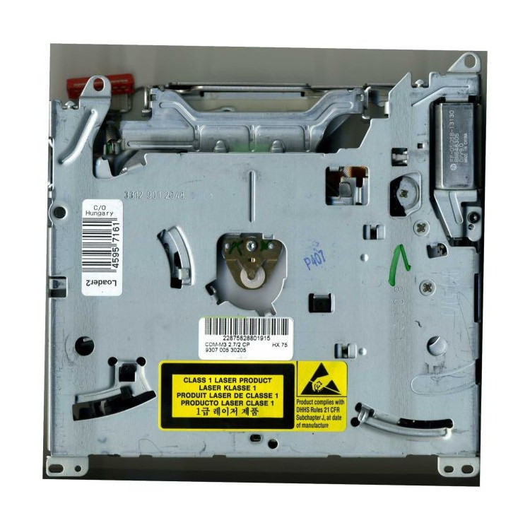 Mecánica completa CDM-M3 2.7/2 Para navegadores BMW MK3 - VOLKSWAGEN - RENAULT