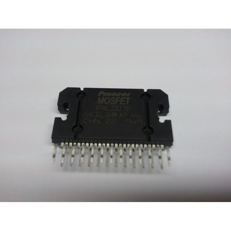 Integrado final de potencia PAL007E