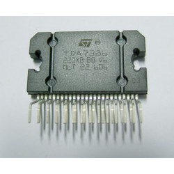 Audio power amplifier IC...