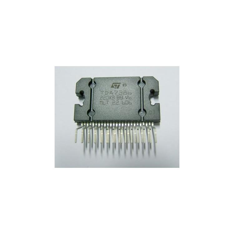 Integrado de potencia TDA7386
